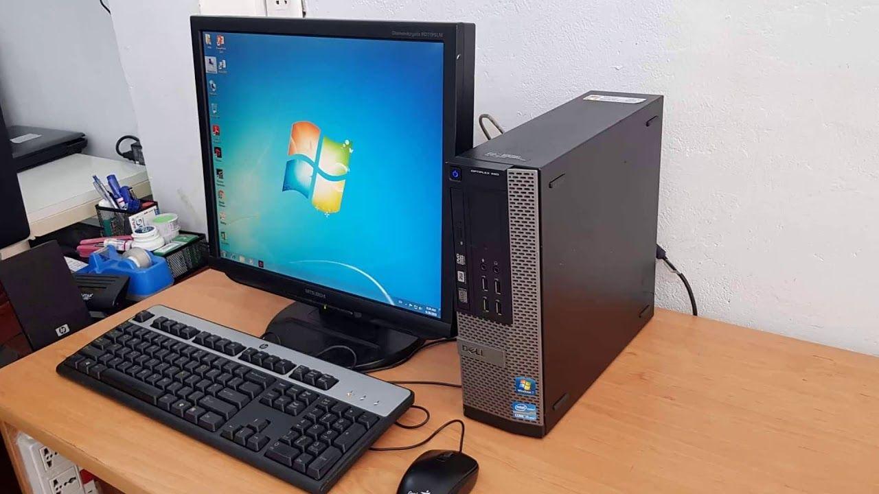 Bộ máy vi tính để bàn Dell