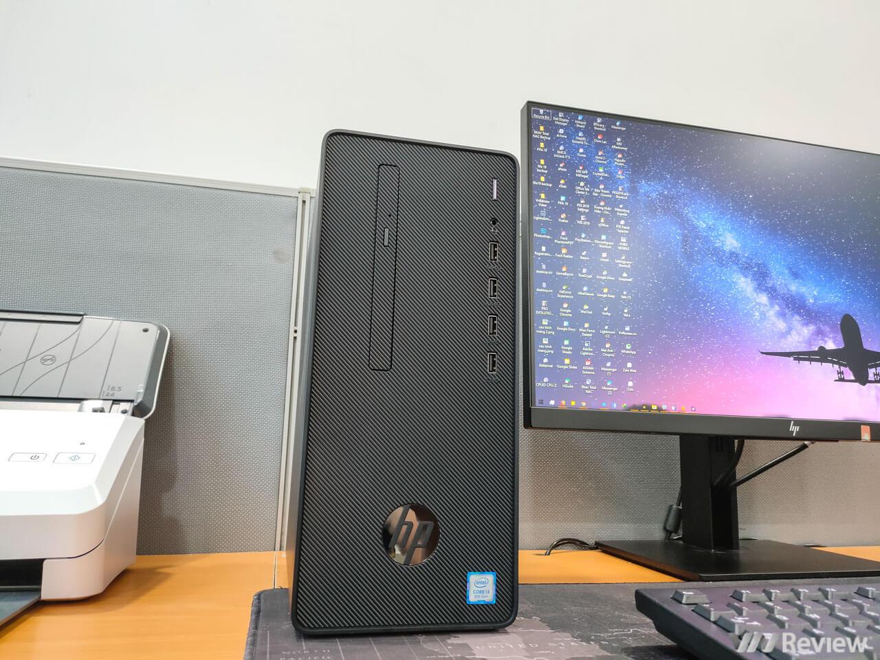 So sánh máy tính để bàn Dell và HP
