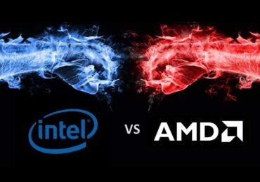 """CPU Intel với AMD 2021: """"Ông lớn"""" nào tạo ra CPU tốt hơn?"""